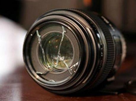 Разбитая камера