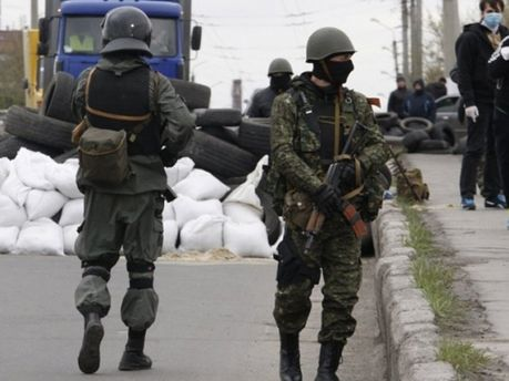 Російські диверсанти на Сході України