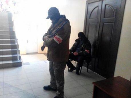 Сепаратисты в Донецком горсовете