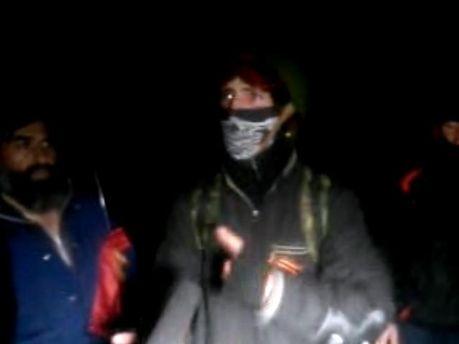 Сепаратисты в Мариуполе