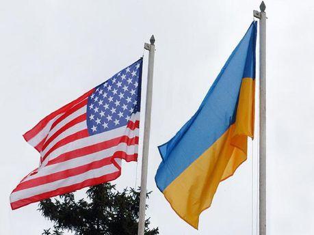 США-Україна
