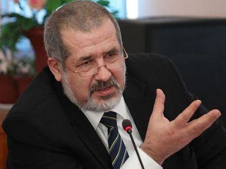 Глава Меджлісу Рефат Чубаров