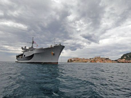 Фрегат ВМС США зайшов у Чорне море