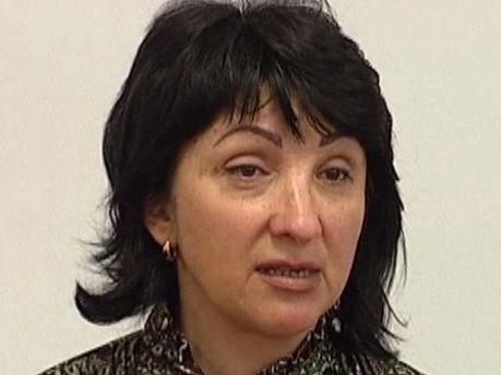 Олена Рибак