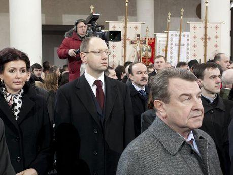 Арсений Яценюк