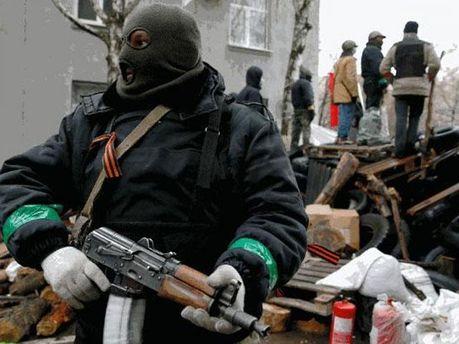 Сепаратисти у Слов'янську