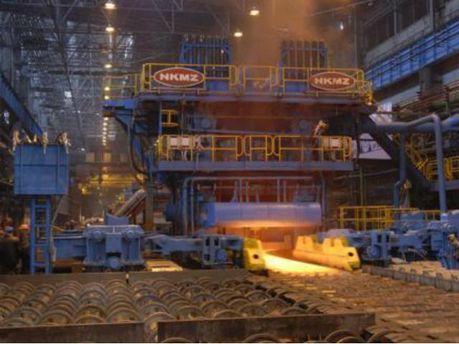 Машинобудівний завод в Краматорську