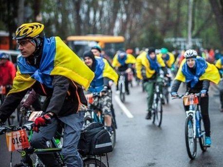 Велопробіг в Одесі