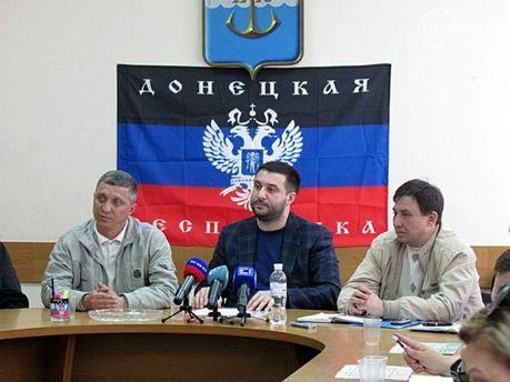 """Сепаратисти озвучили одне питання """"референдуму"""""""