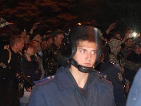 Луганськ МВС