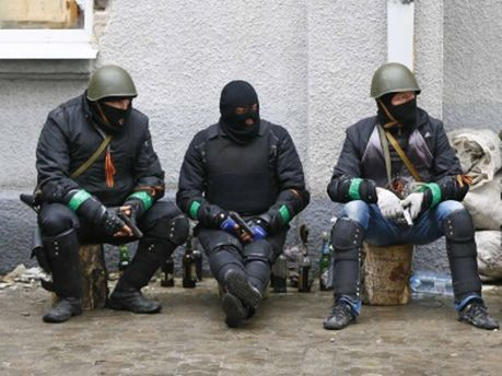 Бойовики в Слов'янську