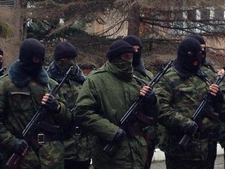 Озброєні бойовики
