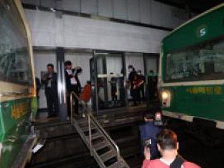 Аварія у Сеулі