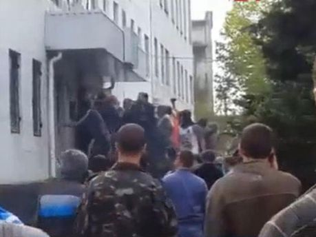 УМВД в Красноармейске