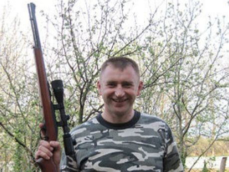 Диверсант Сергей Здрылюк