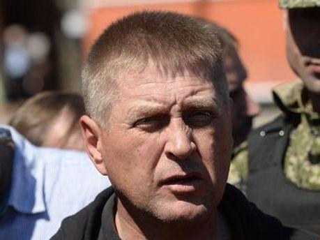 Самопроголошений мер Слов'янська В'ячеслав Пономарьов