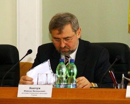 Микола Банчук