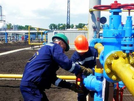 Поставки газа