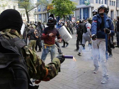 Противостояние в Одессе