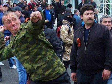Столкновения в Одессе 2 мая