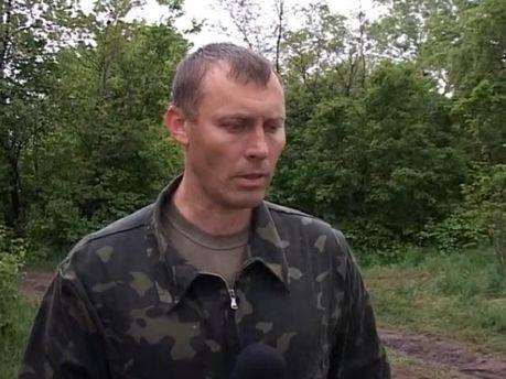 Командир сбитого Ми-24