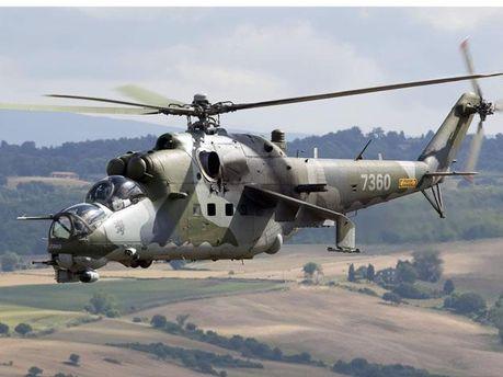 Вертоліт Мі-24