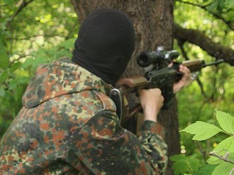 Вооруженные сепаратисты окружили санаторий