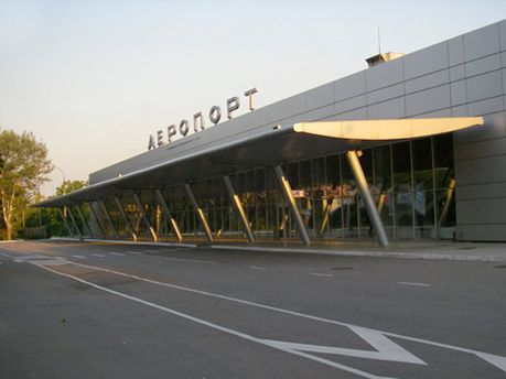 Аеропорт Маріуполя