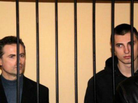 Дмитро та Сергій Павліченки