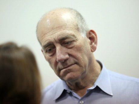 Ехуд Ольмерт