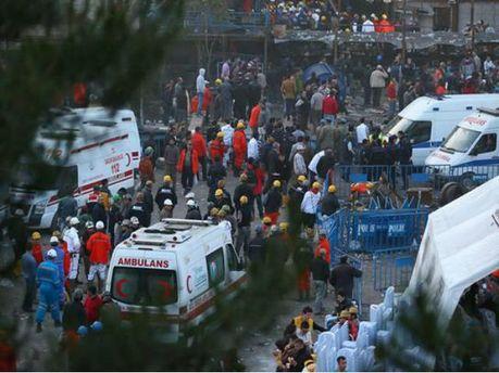 Трагедия на шахте в Турции: число жертв достигло 245 человек
