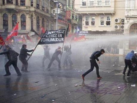 Протести у Туречинні