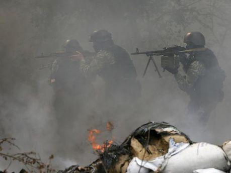 У Слов'янську чути вибухи