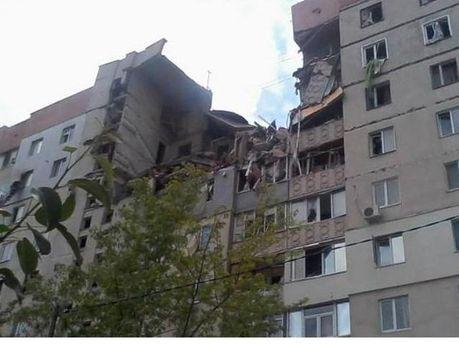 Место трагедии в Миколаеве