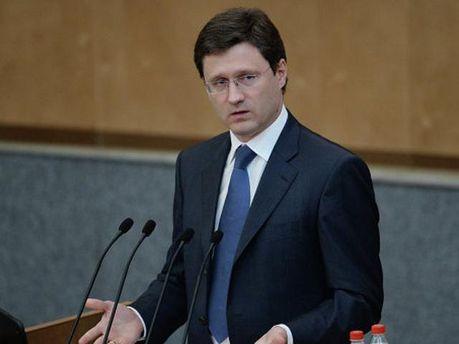 Минстр энергетики РФ Александр Новак