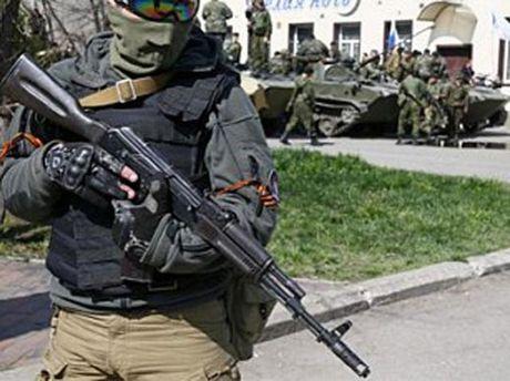 Через бойовиків відмінили Марш миру