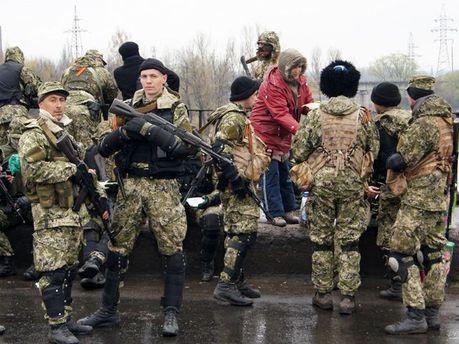 Луганські бойовики