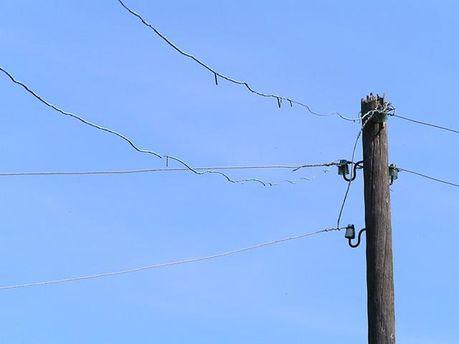 Лінія електропередачі