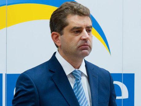 Представитель МИД Евгений Перебийнис