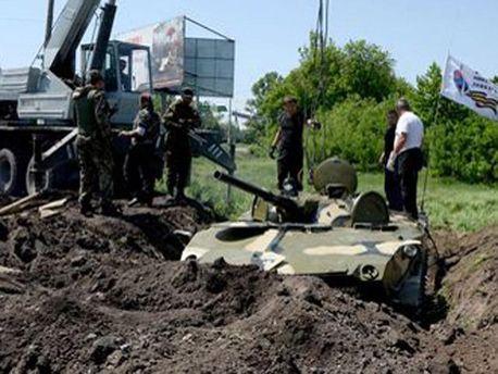 Ситуація на Донбасі залишається напруженою