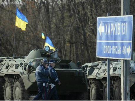 Среди задержанных во время АТО нет россиян, - Селезнев