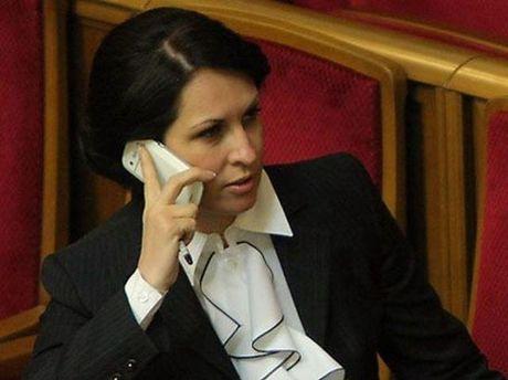 Оксана Калетник