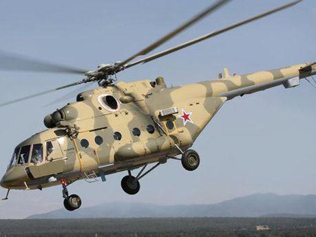 Російський вертоліт