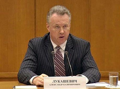 Представитель МИД РФ Александр Лукашевич