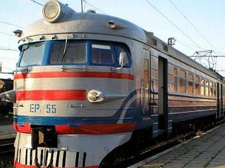 На Донбассе проблемы с поездами