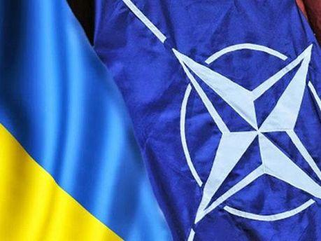 Україна — НАТО