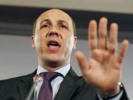 Секретар СНБО Андрей Парубий