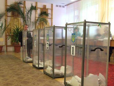 Скриньки для голосування