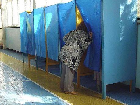Кабінки для голосування