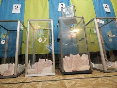 Ящики для голосования